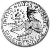 1976 Washington Reverse