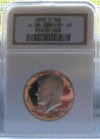 1968-S Kennedy Half Dollar