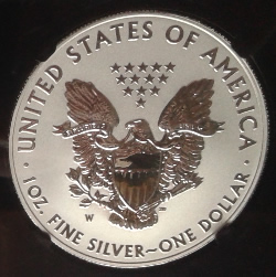 2013 American Eagle Dollar Reverse