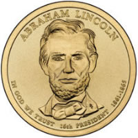 Dollar Coin - Lincoln