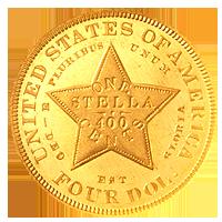 Stella Coin Reverse