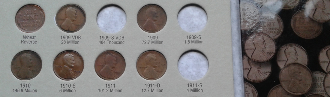 Coin Collecting Folders | Collecting US Coins